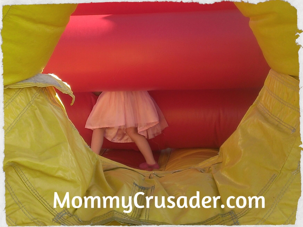 Obstacle course | mommycrusader.com