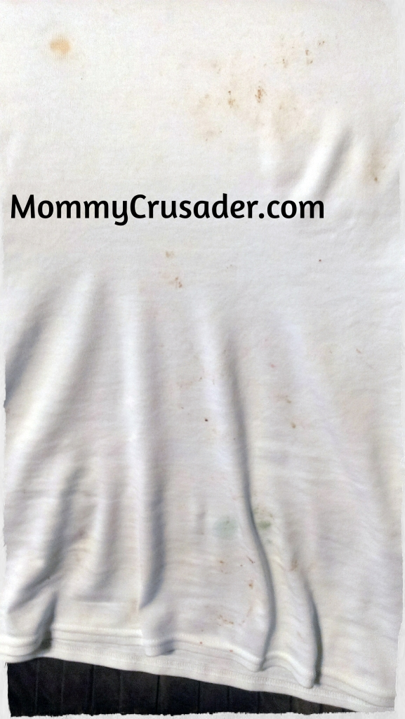 Stains | Mommycrusader.com