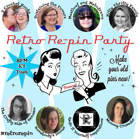 Retro RePin Party 22