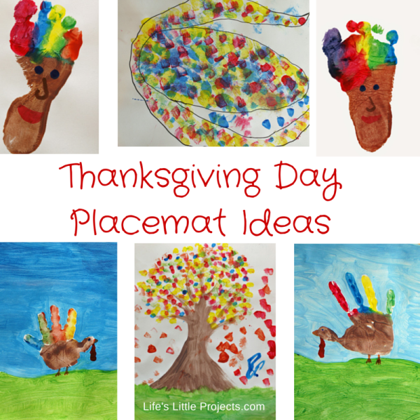 Thanksgiving-Day-Placemat-Ideas