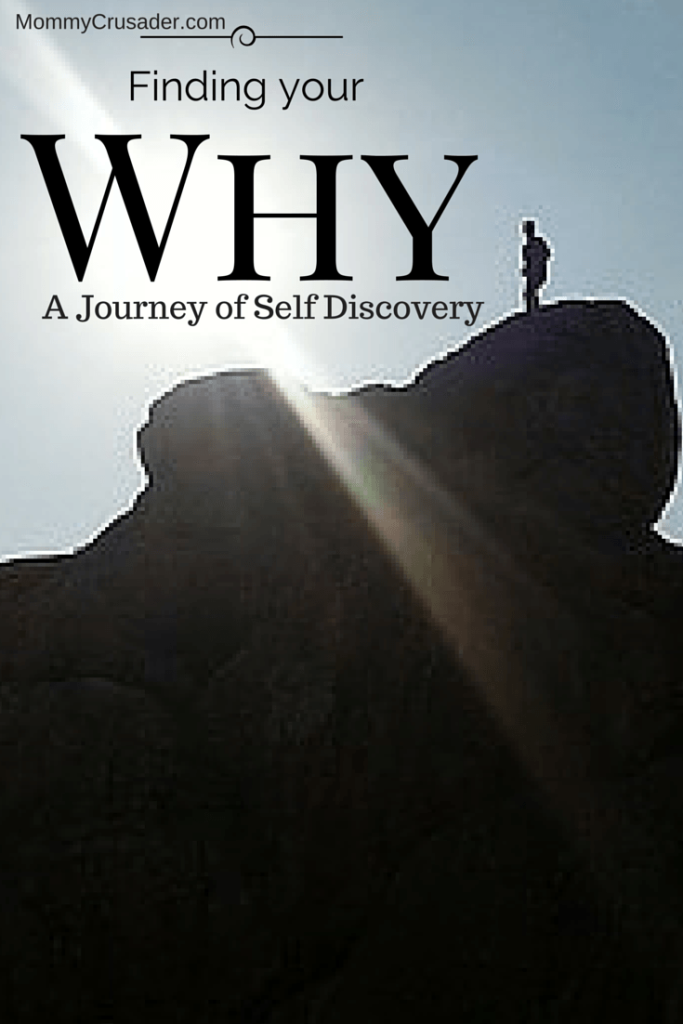 Finding your why changes how the world appears and how you interact with the world. It is a life changing journey.