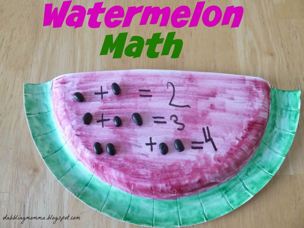 finished watermelon seed math pm pm